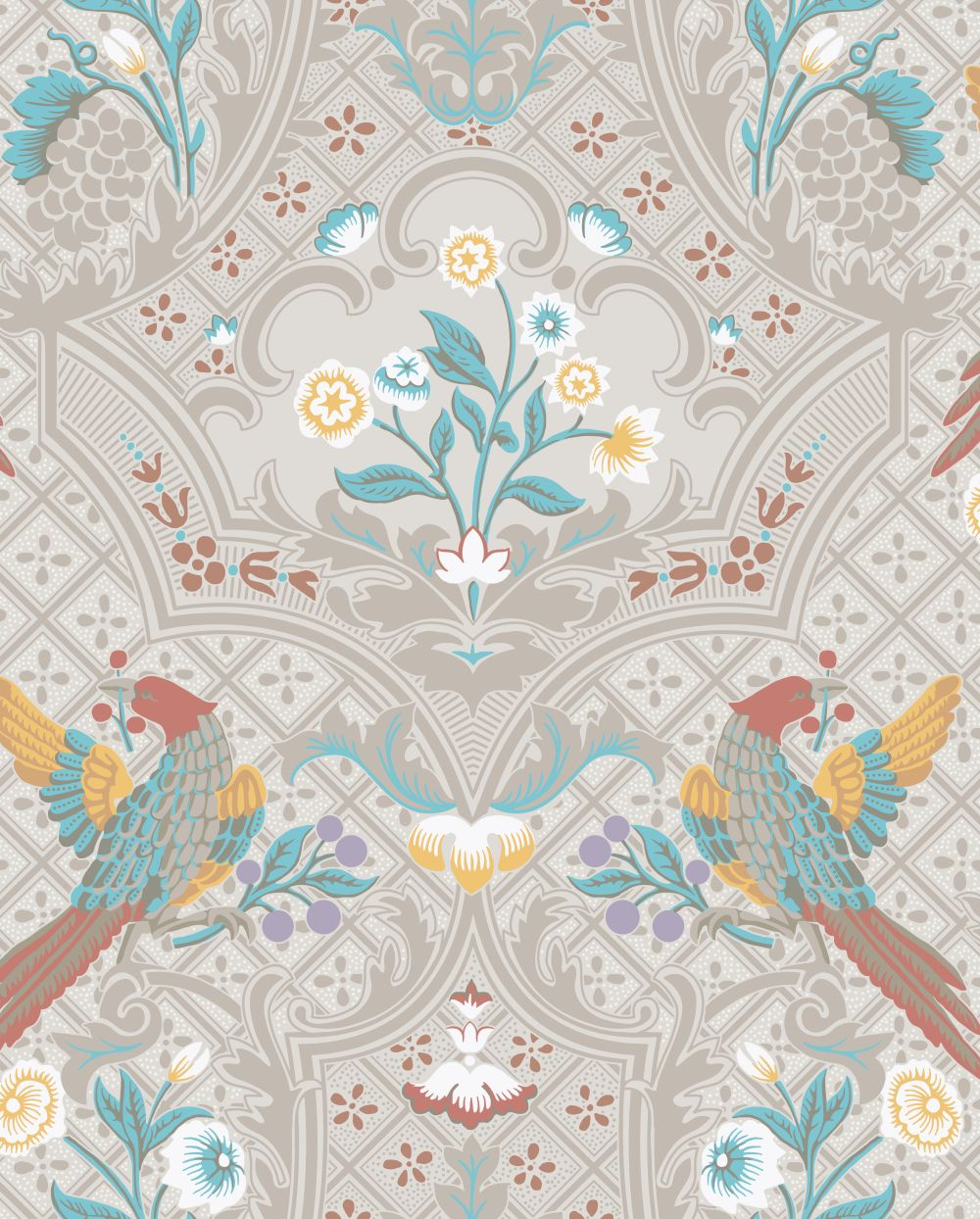 Little Greene Brodsworth Triumph Wallpaper - Product code: 0256BRTRIUM