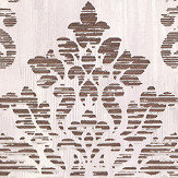 Albany Charice Damask Rose Gold Wallpaper - Product code: 702004