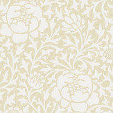 Little Greene Lansdowne Walk Frost Wallpaper - Product code: 0256LWFROST