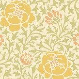 Little Greene Lansdowne Walk Pollen Wallpaper - Product code: 0256LWPOLLE