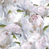 Designers Guild Peonia Ivory Wallpaper