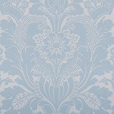 Little Greene St James's Park Cobalt Fade Mural - Product code: 0256SJCOBAL