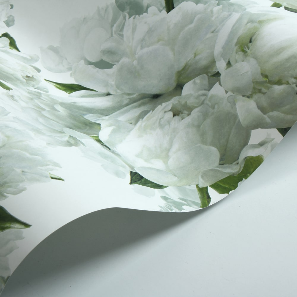 Designers Guild Peonia Chartreuse Wallpaper - Product code: PDG1094/03
