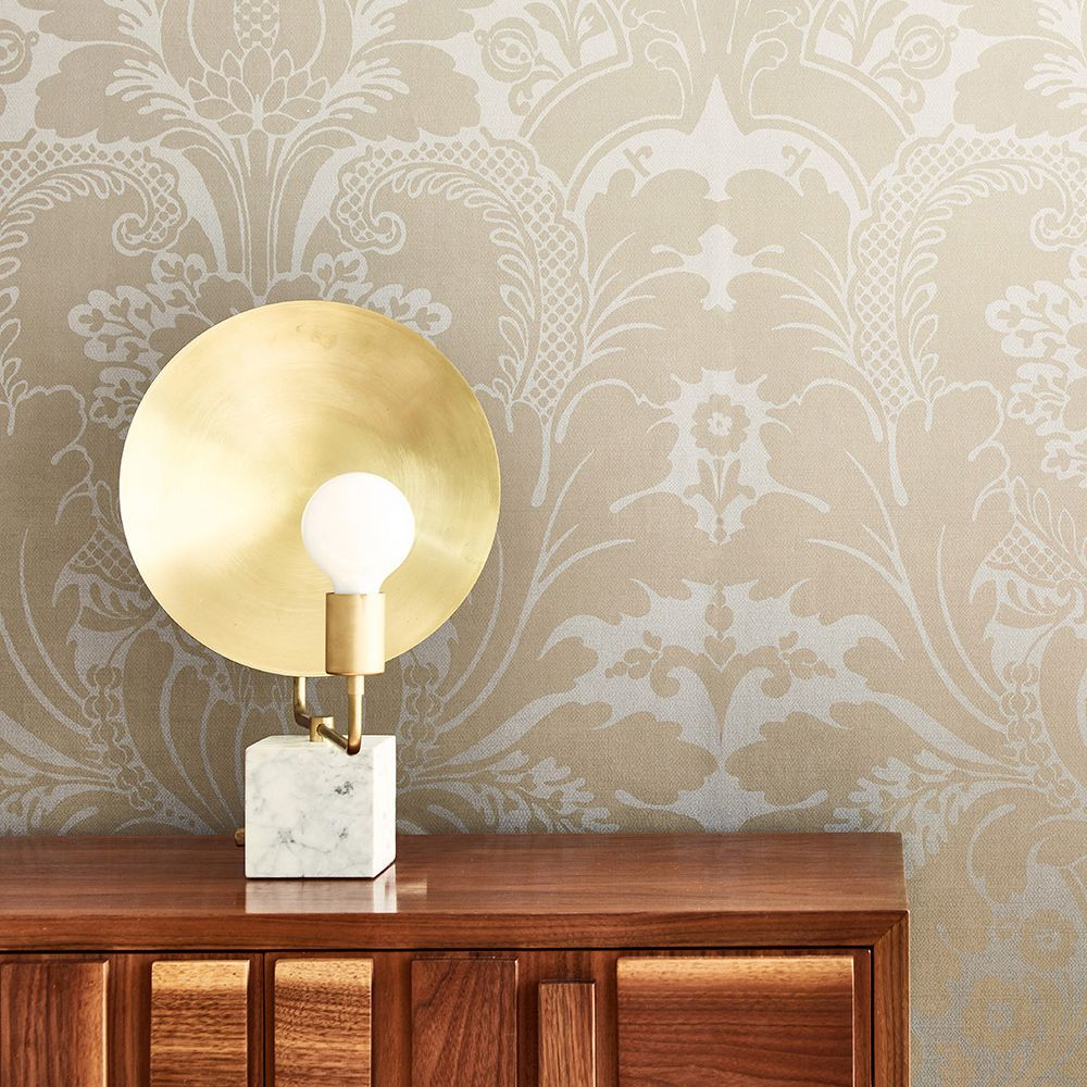 Little Greene St James's Park Suede Fade Mural - Product code: 0256SJSUEDE