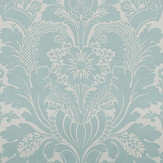 Little Greene St James's Park Teal Fade Mural - Product code: 0256SJTEALF