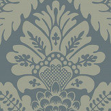 Little Greene Wilton Marle Wallpaper - Product code: 0256WLMARLE