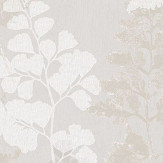 Albany Bramble Grey and Gold Wallpaper