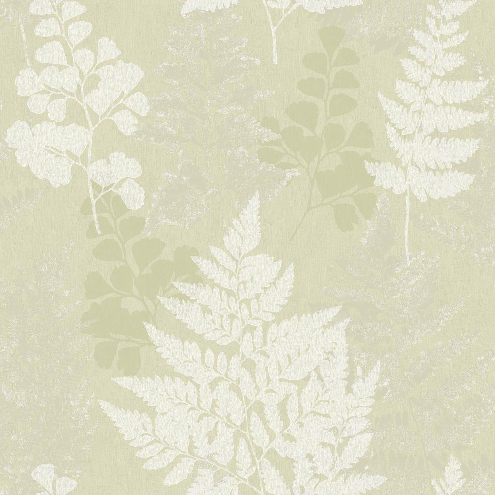 Albany Bramble Green Wallpaper - Product code: 90842