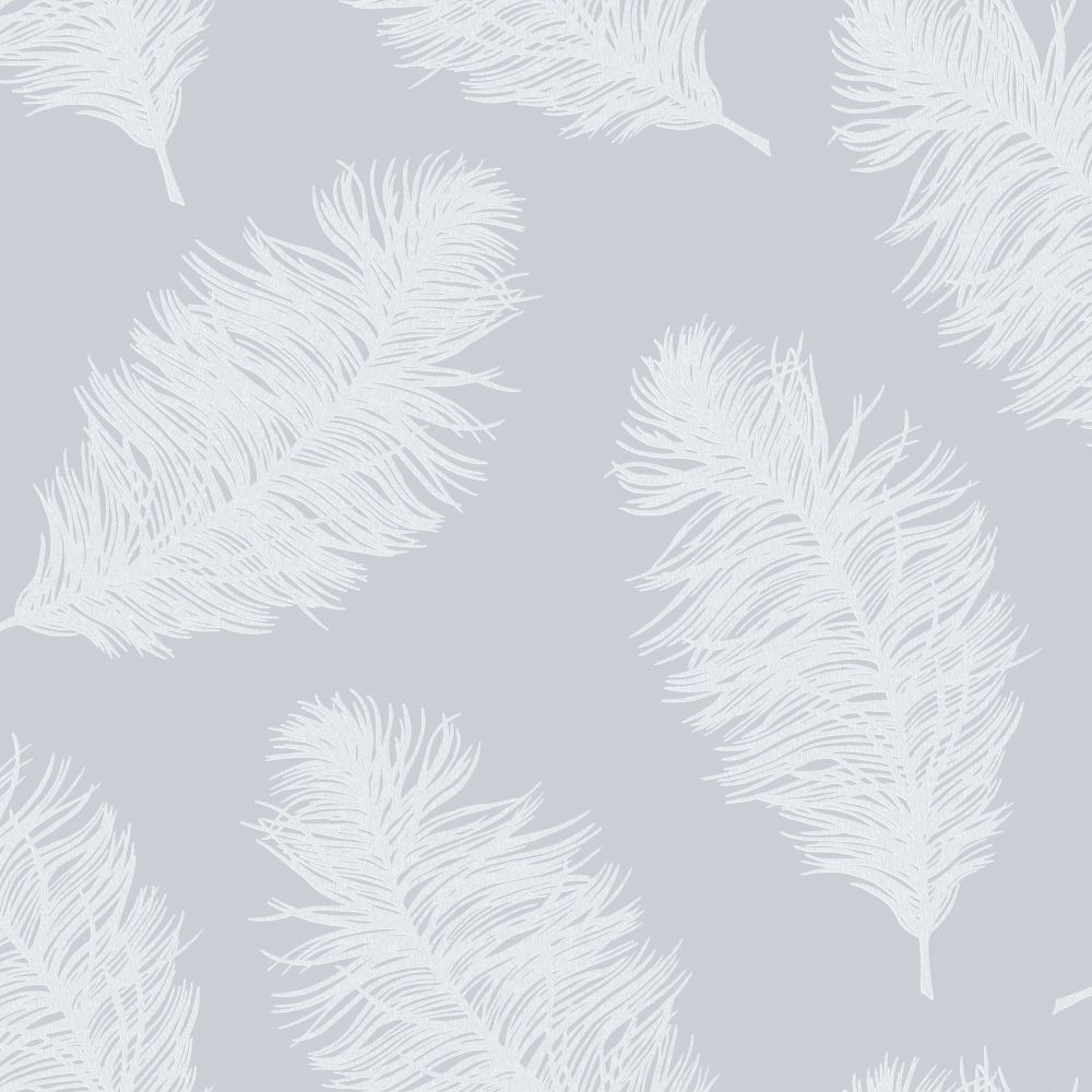 Albany Hawthorn Pale Blue Wallpaper - Product code: 90862