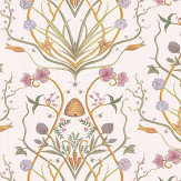 The Chateau by Angel Strawbridge Potagerie Multi-coloured Wallpaper