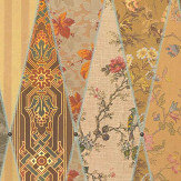 The Chateau by Angel Strawbridge Museum Multi-coloured Wallpaper