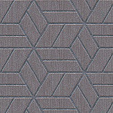 Metropolitan Stories Geo Hexagon Grey Wallpaper - Product code: 36920-2