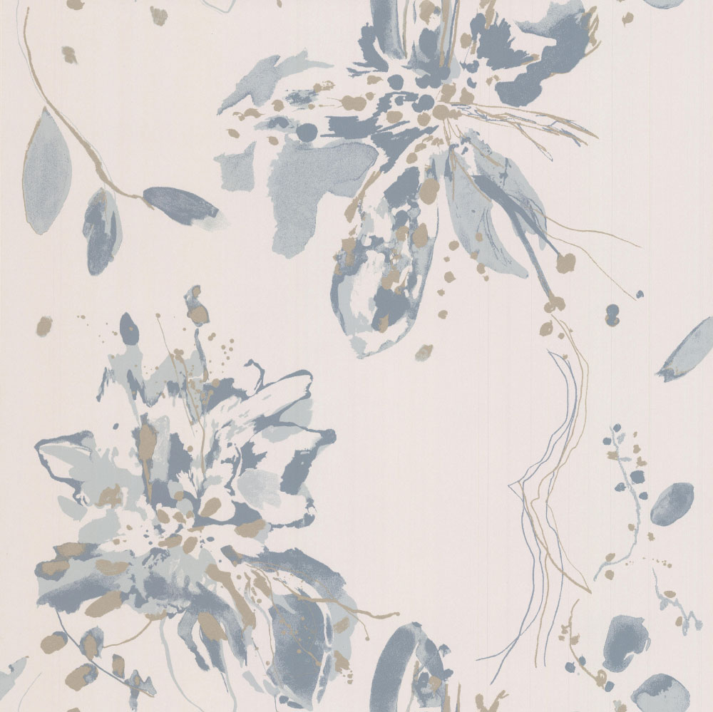 Villa Nova Gracia Ink Wallpaper - Product code: W593/06