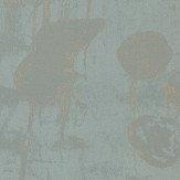Villa Nova Berea Verdigris Wallpaper - Product code: W596/01