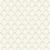 Metropolitan Stories Lace Diamond White Wallpaper - Product code: 36897-2