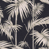 Metropolitan Stories Palm Black / Blush Wallpaper - Product code: 36919-1