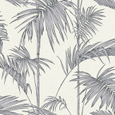 Metropolitan Stories Palm Grey Wallpaper - Product code: 36919-2
