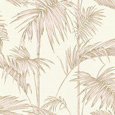 Metropolitan Stories Palm Neutral Wallpaper