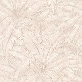 Metropolitan Stories Jungle Leaf Cream Wallpaper - Product code: 36927-2