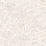 Metropolitan Stories Jungle Leaf White Wallpaper - Product code: 36927-4
