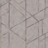 Metropolitan Stories Geometric Grey Wallpaper - Product code: 36928-2