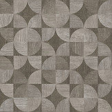 Metropolitan Stories Wood Geo Grey Wallpaper - Product code: 36913-2