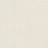 Metropolitan Stories Geometric White Wallpaper - Product code: 36926-3