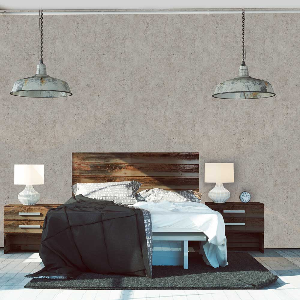 Metropolitan Stories Concrete Grey Wallpaper - Product code: 36911-2