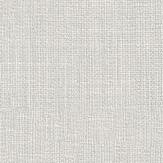 Metropolitan Stories Fabric Effect Silver Wallpaper - Product code: 36925-5