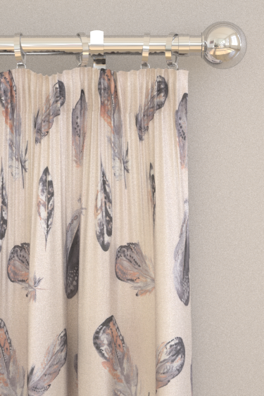 iliv Plume Coral Curtains - Product code: CRBL/PLUMECOR