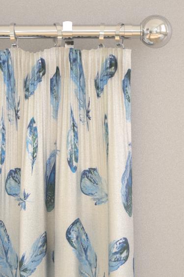 iliv Plume Riviera Curtains - Product code: CRBL/PLUMERIV