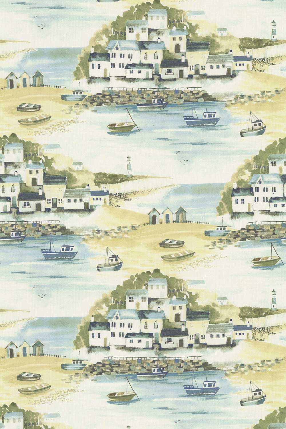 iliv Seaside Lagoon Fabric - Product code: CRBL/SEASILAG