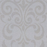 Lipsy London Luxe Damask Silver Wallpaper - Product code: 144801