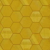 Lamborghini Murcielago Hexagon Feature Gold Wallpaper - Product code: Z44802