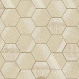 Lamborghini Murcielago Hexagon Feature Cream Wallpaper - Product code: Z44805