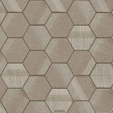Lamborghini Murcielago Hexagon Feature Taupe Wallpaper - Product code: Z44807