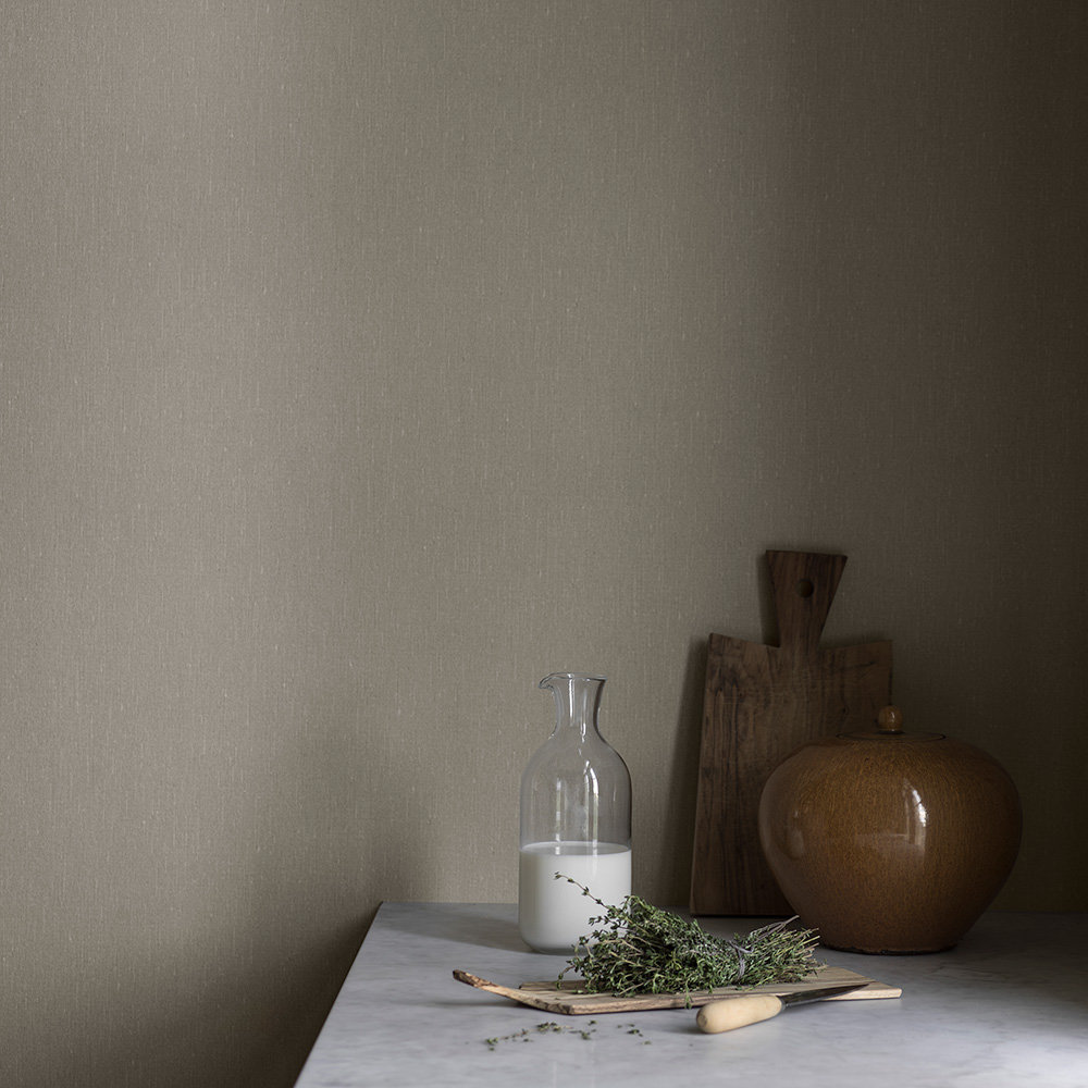 Boråstapeter Linen Plain Pure Linen Wallpaper - Product code: 4406