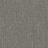 Boråstapeter Linen Plain Aged Black Wallpaper - Product code: 4418
