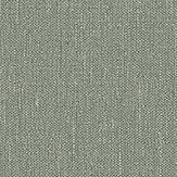 Boråstapeter Linen Plain Foliage Green Wallpaper - Product code: 4422
