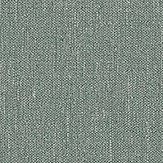 Boråstapeter Linen Plain Dark Jade Wallpaper - Product code: 4426