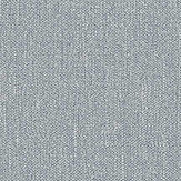 Boråstapeter Linen Plain Soft Indigo Wallpaper - Product code: 4428