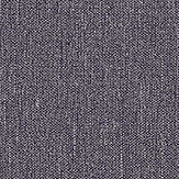 Boråstapeter Linen Plain Dark Plum Wallpaper - Product code: 4436