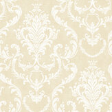 SK Filson Scroll Damask Gold Wallpaper - Product code: DE41828