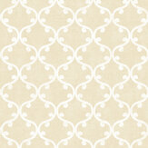 SK Filson Scroll Geometric Gold Wallpaper - Product code: DE41827