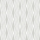 SK Filson Diamond Geometric Silver Wallpaper - Product code: DE41815