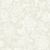 SK Filson Floral Trail Stone Wallpaper