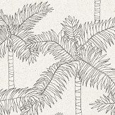 Eijffinger Palm Tree Off White Wallpaper - Product code: 384516