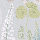 Eijffinger Foxglove Trail Grey Wallpaper - Product code: 384530