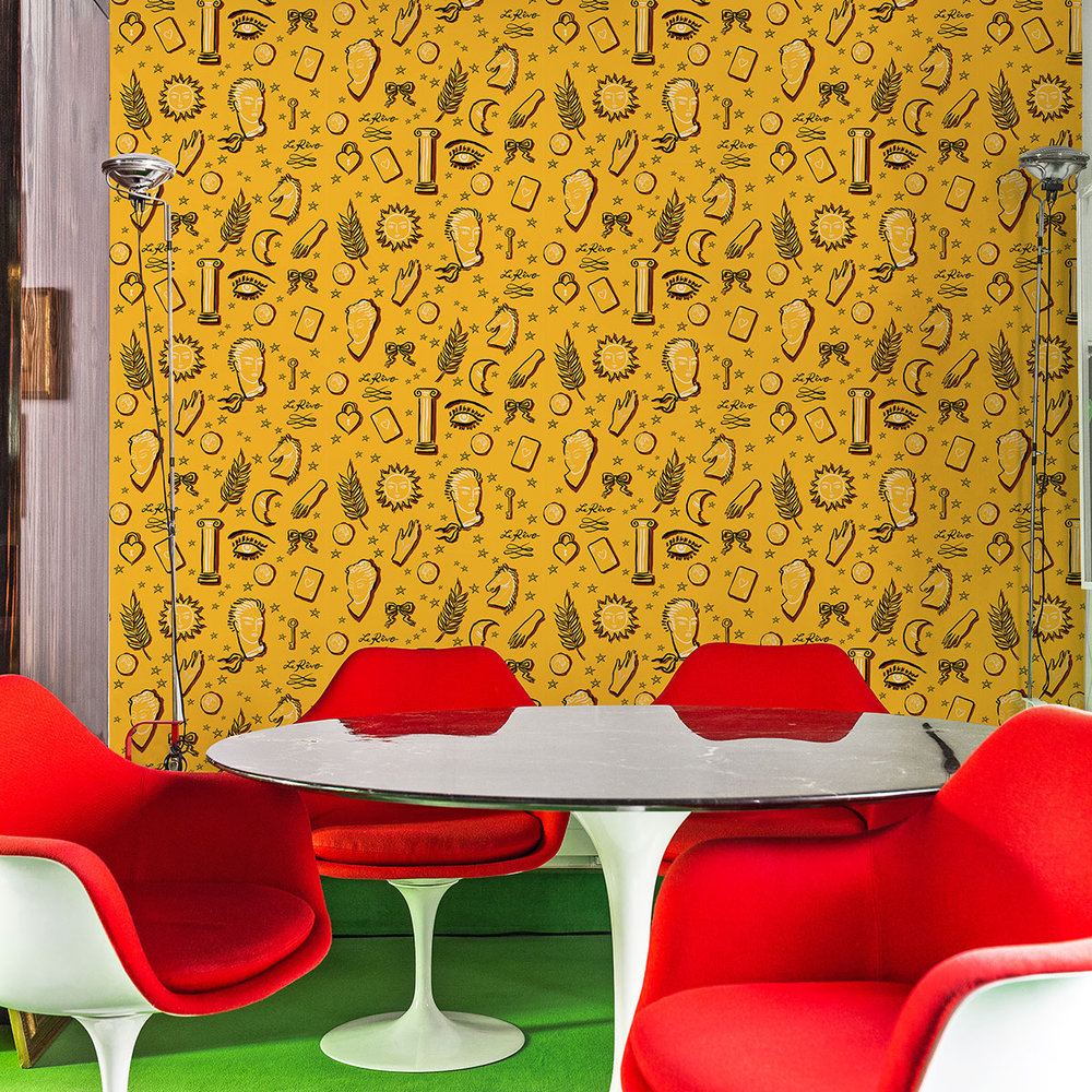 Coordonne La Reve Soleil Wallpaper - Product code: 8000047