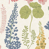 Eijffinger Foxglove Trail Multi Wallpaper - Product code: 384532